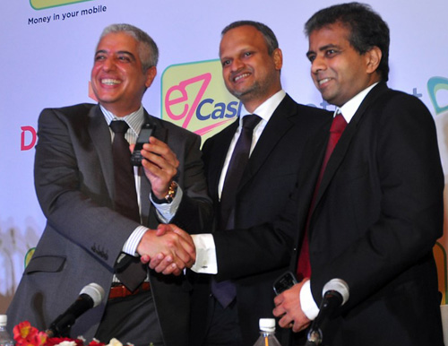 Dialog and Etisalat to Deliver end-to-end Mobile Money Inter-Operability on eZ Cash